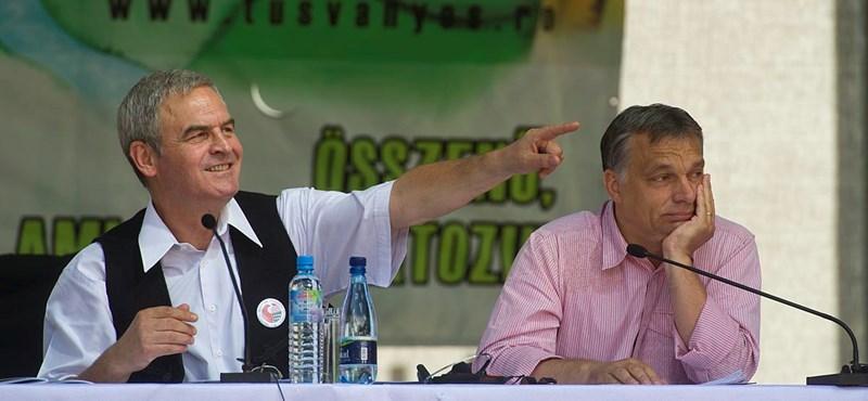 Orbán és Tőkés barátságának a KDNP-sek itták meg a levét