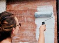 Különleges falfestékek segíthetnek a klímaharcban