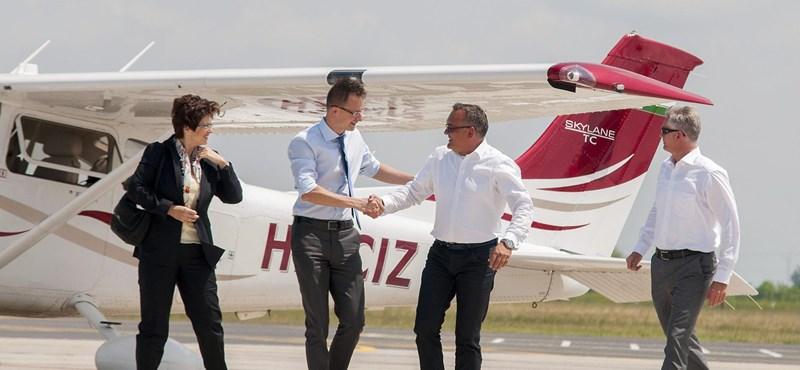 Megtalálhatták a kisrepülőt, ami Borkai ügyvéd barátjához köthető
