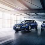 Családi BMW 600 lóerővel, avagy ezt tudja az új Alpina B5