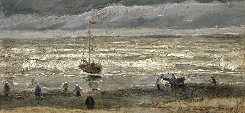 Visszavihetik Amszterdamba a maffia karmaiból kimentett Van Gogh-képeket