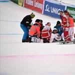 Miklós Edit nem lesz ott a téli olimpián