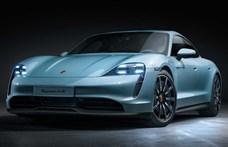 Kiválóan fogy a Porsche első elektromos autója