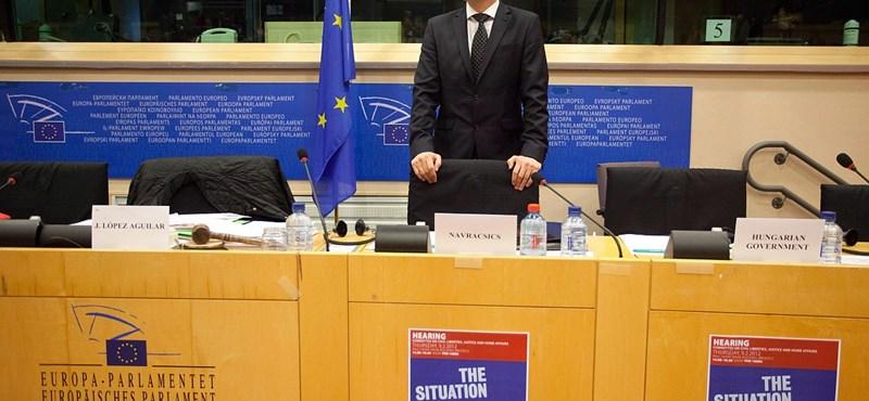 Navracsics: a bírákról egyezhetünk meg legnehezebben az EU-val