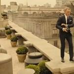 Elképesztően látványos lesz az új James Bond-film – itt a hosszabb előzetes