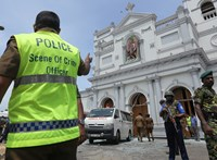 Srí Lanka – összehangolt húsvéti merényletsorozat - kétszáznál is több halott 450 sebesült