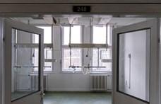 Két egészségügyi dolgozó is koronavírusos a Semmelweis Egyetem I. számú gyermekklinikáján