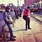 Budapest utcafotó: a hírhedt 24-es villamos