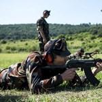Kormányhivatali dolgozók álltak tartalékos katonának Csongrádban