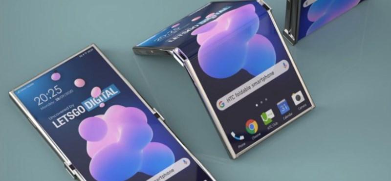 A HTC nem alszik, beadott egy új ötletet