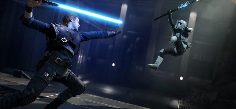 Izgalmas, filmszerű Star Wars-játék jön, 14 percet már megmutattak belőle – videó