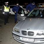 Kerületeken át üldöztek a rendőrök egy BMW-t Budapesten