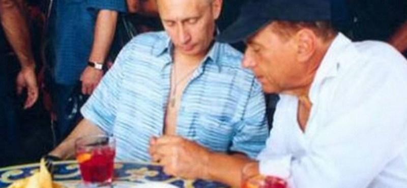 Berlusconi: Putyin miniszterséget és állampolgárságot ajánlott nekem