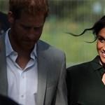 Megszületett Meghan Markle és Harry herceg gyereke