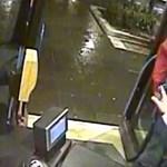 Összebalhézott a buszsofőrrel, keresi a rendőrség - videó
