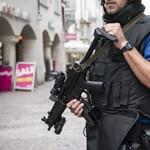Fellélegezhetnek a svájciak, elkapták a láncfűrészes őrültet