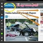 Megérkezett a Skitch az iPadre, ráadásul ingyen [videóval]