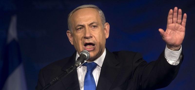 Amerikába megy Netanjahu, de Obama nem fogadja