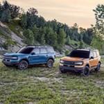 Megkezdődött a Ford Bronco Sport gyártása