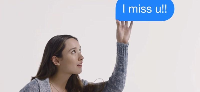 Ha furcsán viselkedik az iPhone-ján a Messenger, frissítsen rá, az megoldja a gondot