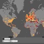 Nézzen szét rajta: egyetlen interaktív térképen 4500 év minden csatája