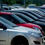 A járvány ellenére is ezrével kötik a lízingszerződéseket új autókra a nagycsaládosok