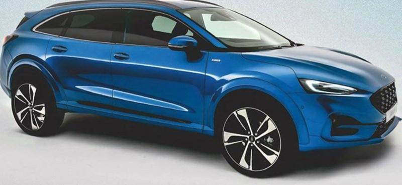 Ford Evos néven crossoverként születik újjá a Mondeo?
