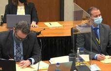 A záróbeszédekkel folytatódott a Floyd-ügy tárgyalása, elkezdődött az esküdtek tanácskozása