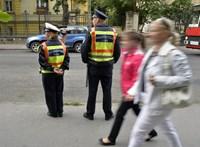 Pánikgombbal riaszthatják a tanárok az iskolarendőröket