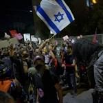 Tovább tüntetnek Netanjahu ellen Izraelben