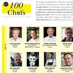 A világ 100 legjobb séfje - tarolnak a franciák