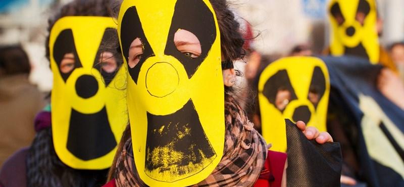 Nukleáris riadóra ébredtek vasárnap Ontarióban