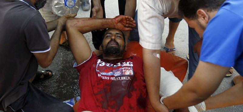 Ötvenezerre becsülik a halottak számát Líbiában