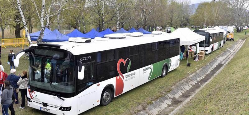 Alig használják a darabonként százmillióért vett szűrőbuszokat