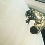 Szombaton indul a haláltánc, bele fog zuhanni a Cassini űrszonda a Szaturnuszba