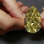A vas lett a gyémántkirály veszte