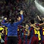 Gyorshír: A Barcelona nyerte a BL-döntőt