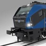 Magyar cég használhatja Európa első elektromos-hibrid tehermozdonyát