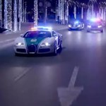 Látványos videóban kérkednek szuperverdáikkal a dubaji zsaruk