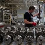 A vártnál jobban nőtt az ipari termelés Németországban