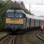 Gázolt a vonat Szegednél