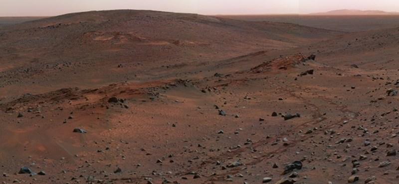 A Marson is olvasni fogják egy magyar diák versét