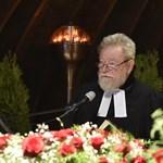 Vádat emeltek Donáth László evangélikus lelkész ellen
