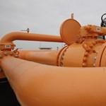 Hanyatt esett a hazai gázfogyasztás