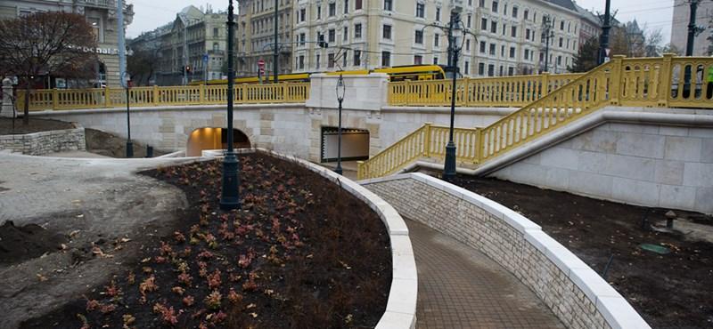 Egy kis felfordulást még okoz a Margit híd felújítása