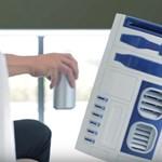 R2-D2, hozz egy sört! – valóra vált minden Star Wars-rajongó egyik álma
