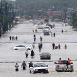 Túlfűtötte a rekordmeleg óceán a Harvey hurrikánt, azért volt annyira brutális