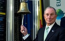 Bloomberg szerint a többi demokrata jelöltet Trump megeszi vacsorára