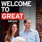 A Royal Baby az új turistacsapda