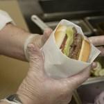 Megalkották az egészséges hamburgert